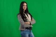 Fotomontage-greenscreen
