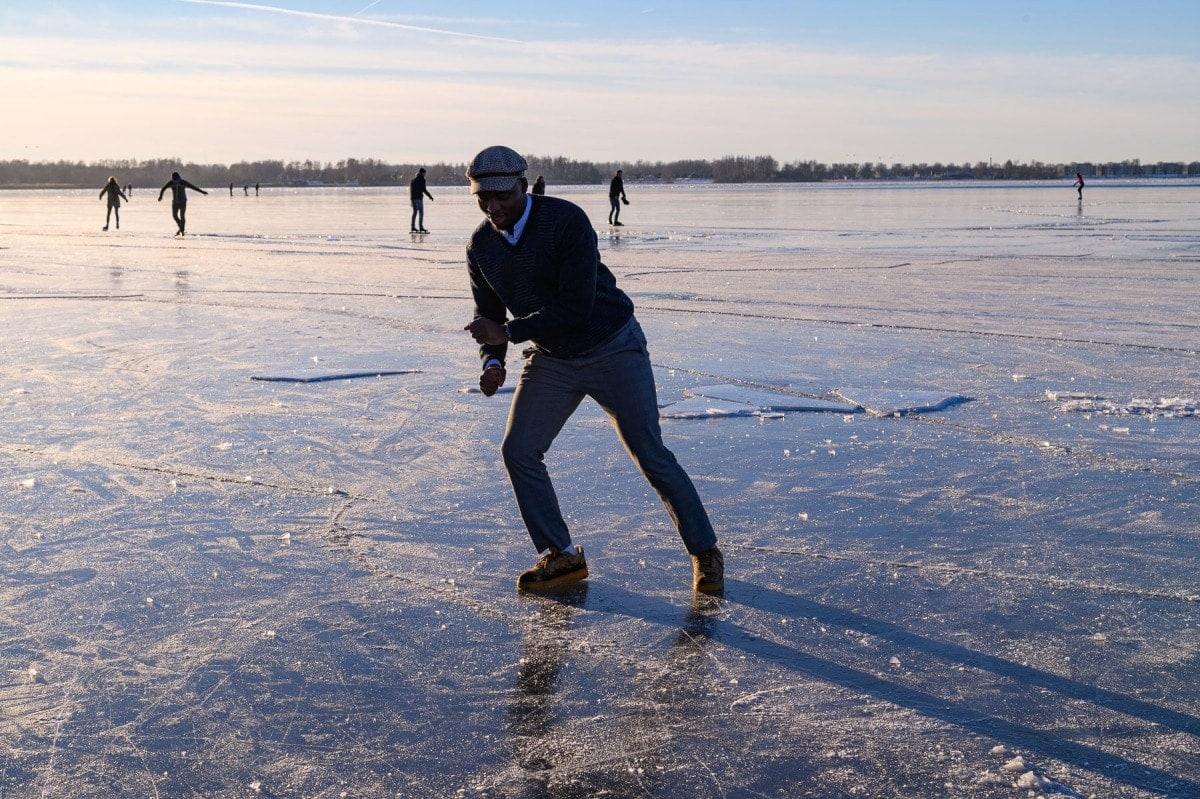 proef schaatsen
