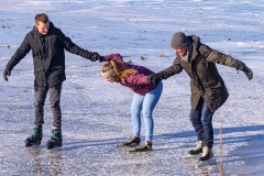 leren schaatsen