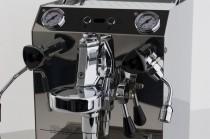 espressomachine in de studio