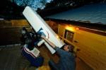 40 cm newtontelescoop Corona Borealis