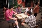 Mahjong spelers