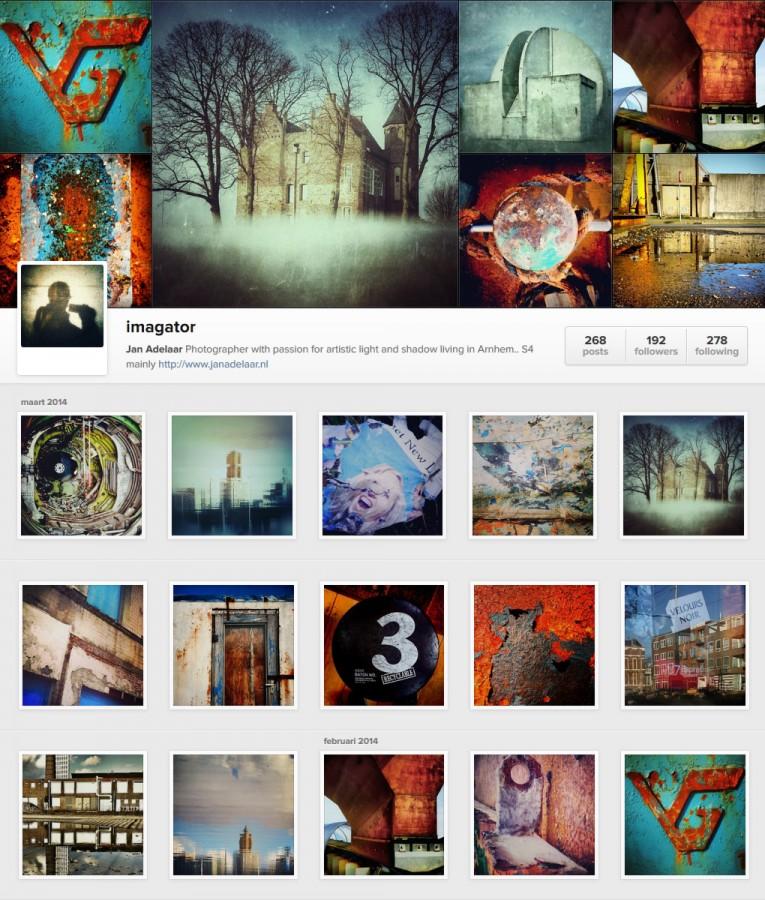 Instagram-imagator